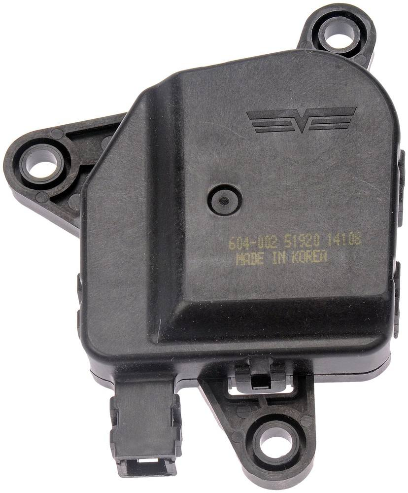Hvac heater blend door actuator fits 2001 2010 dodge for Door actuator
