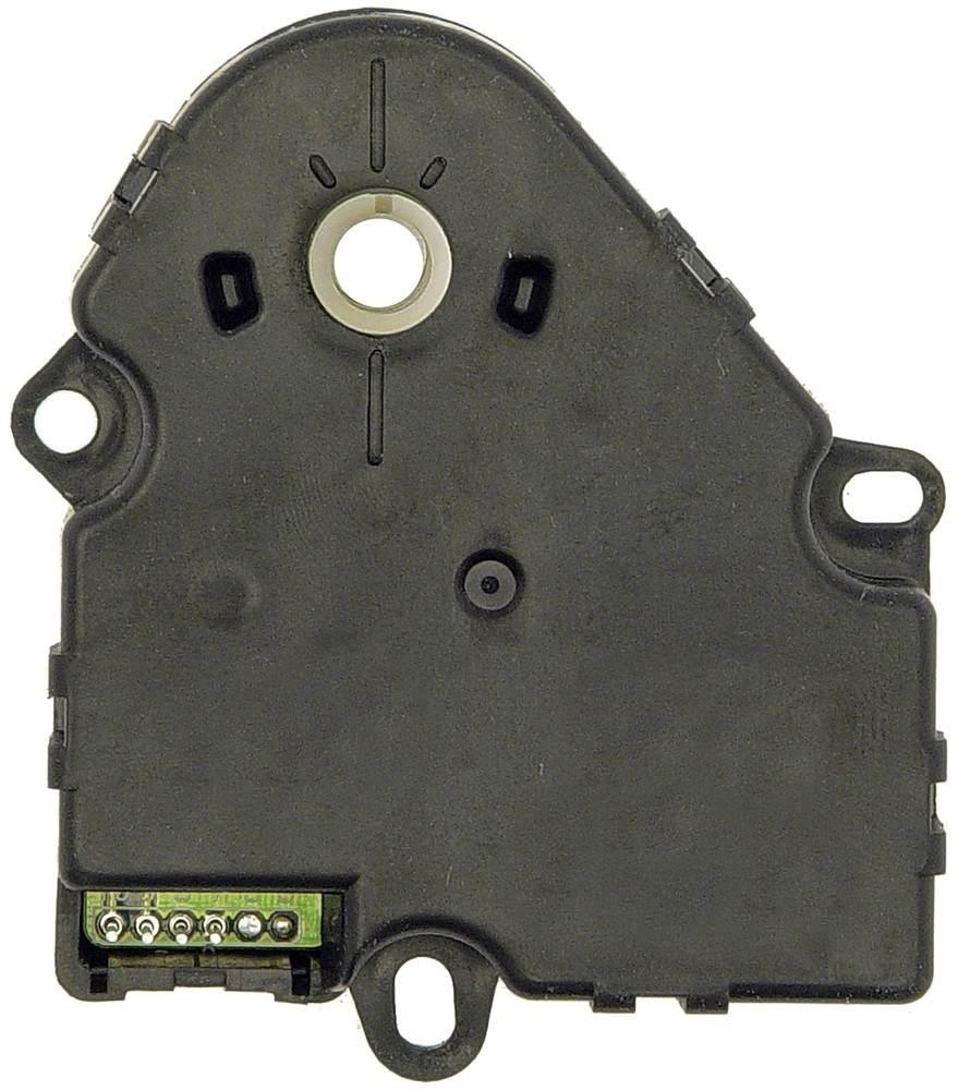 Hvac heater blend door actuator dorman 604 100 ebay for Door actuator