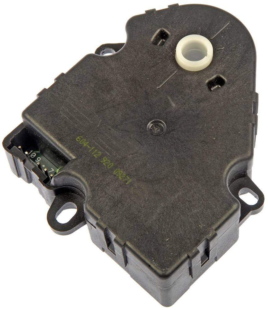 Hvac heater blend door actuator dorman 604 112 ebay for Door actuator