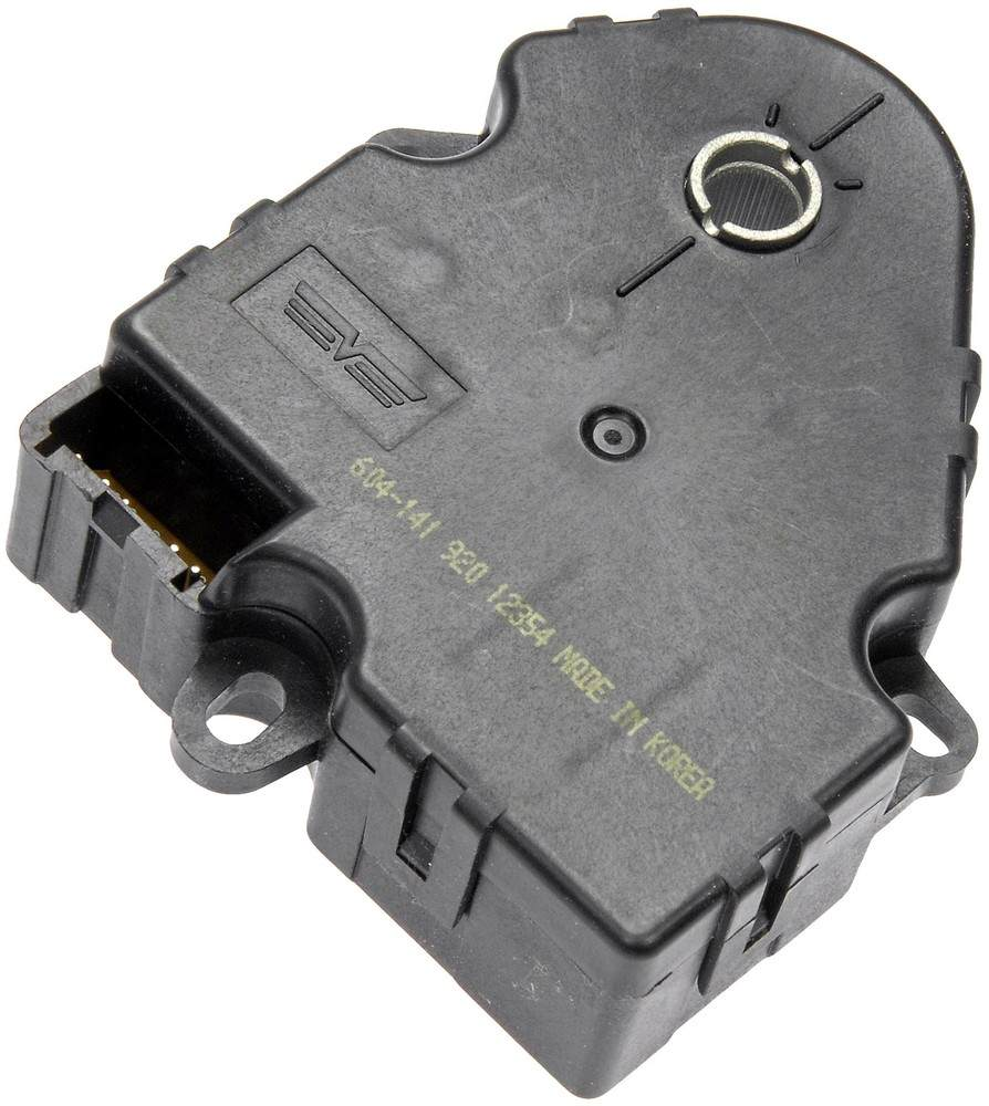 Hvac heater blend door actuator fits gm 15920864 dorman for Door actuator
