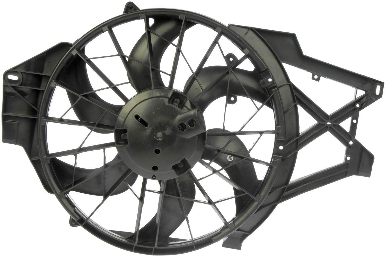 Engine Cooling Fan Assembly Dorman 620