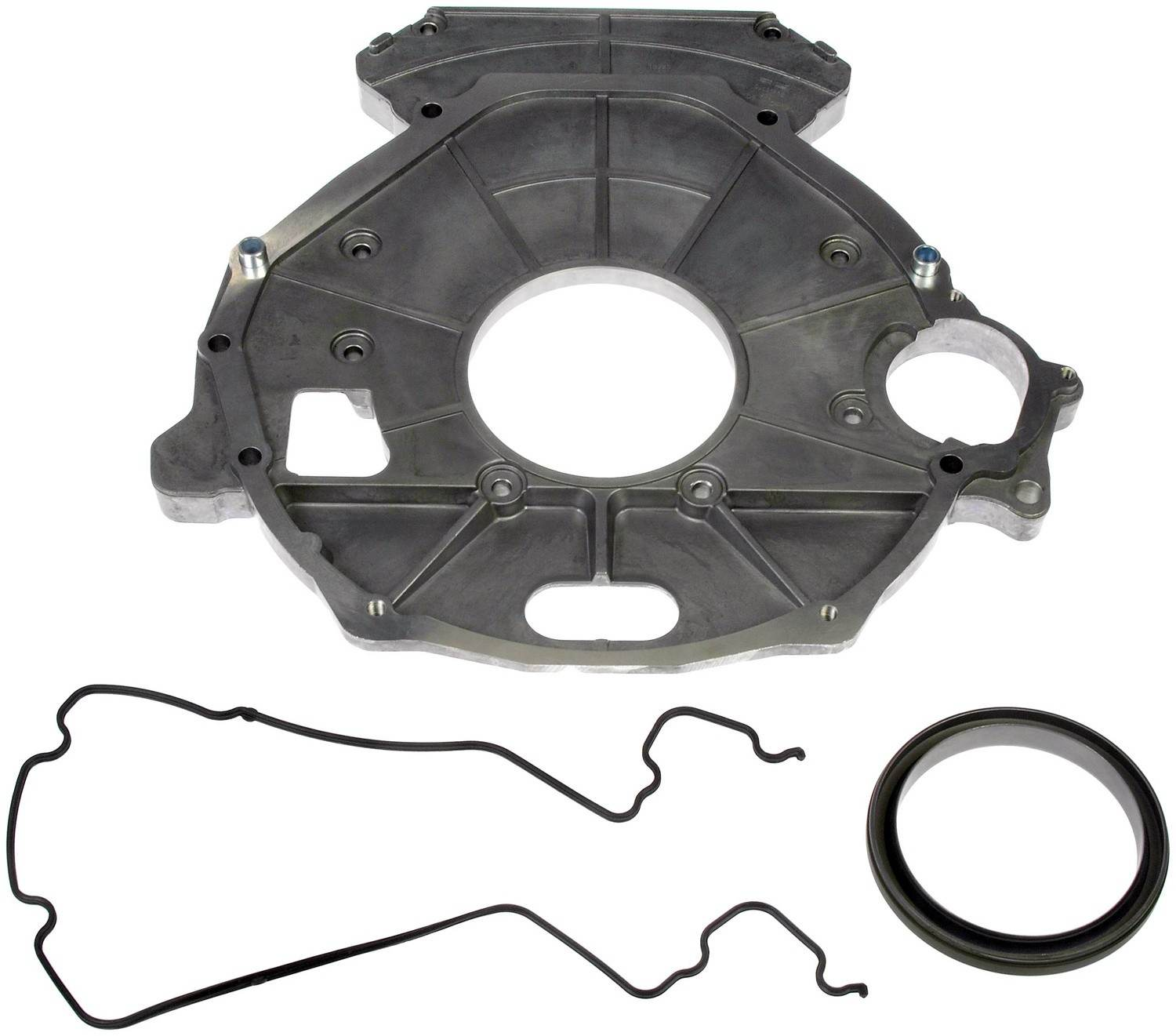 Engine Rear Main Seal Cover Dorman Fits 03-07 Ford F-350