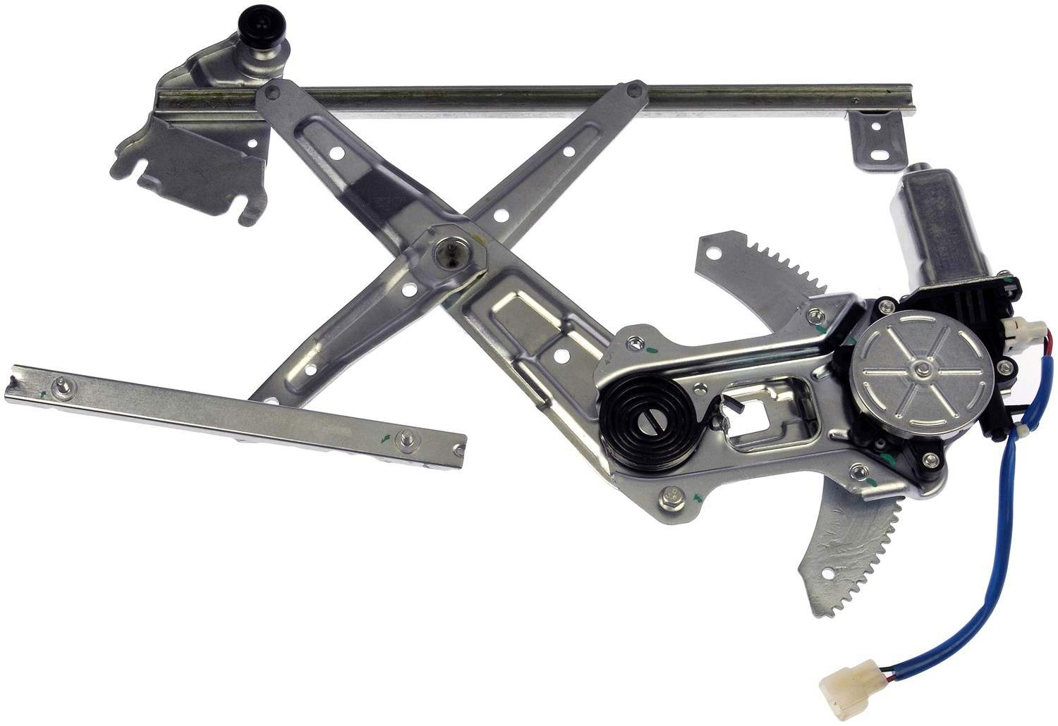 Power Window Motor And Regulator Assembly Front Right Fits