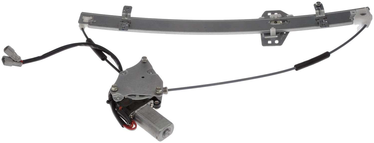 Power window motor and regulator assembly front left fits for 04 honda accord window regulator