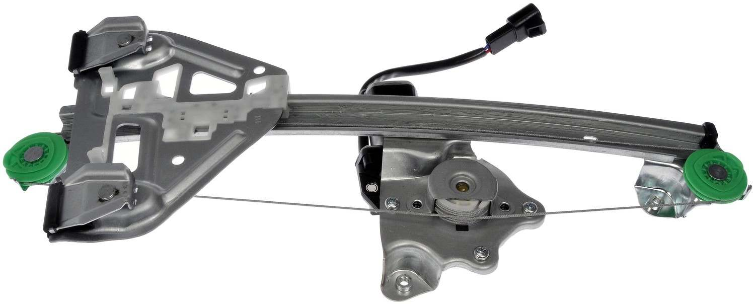 Fits 2003 2007 cadillac cts driver left rear power window for 03 cadillac deville window regulator