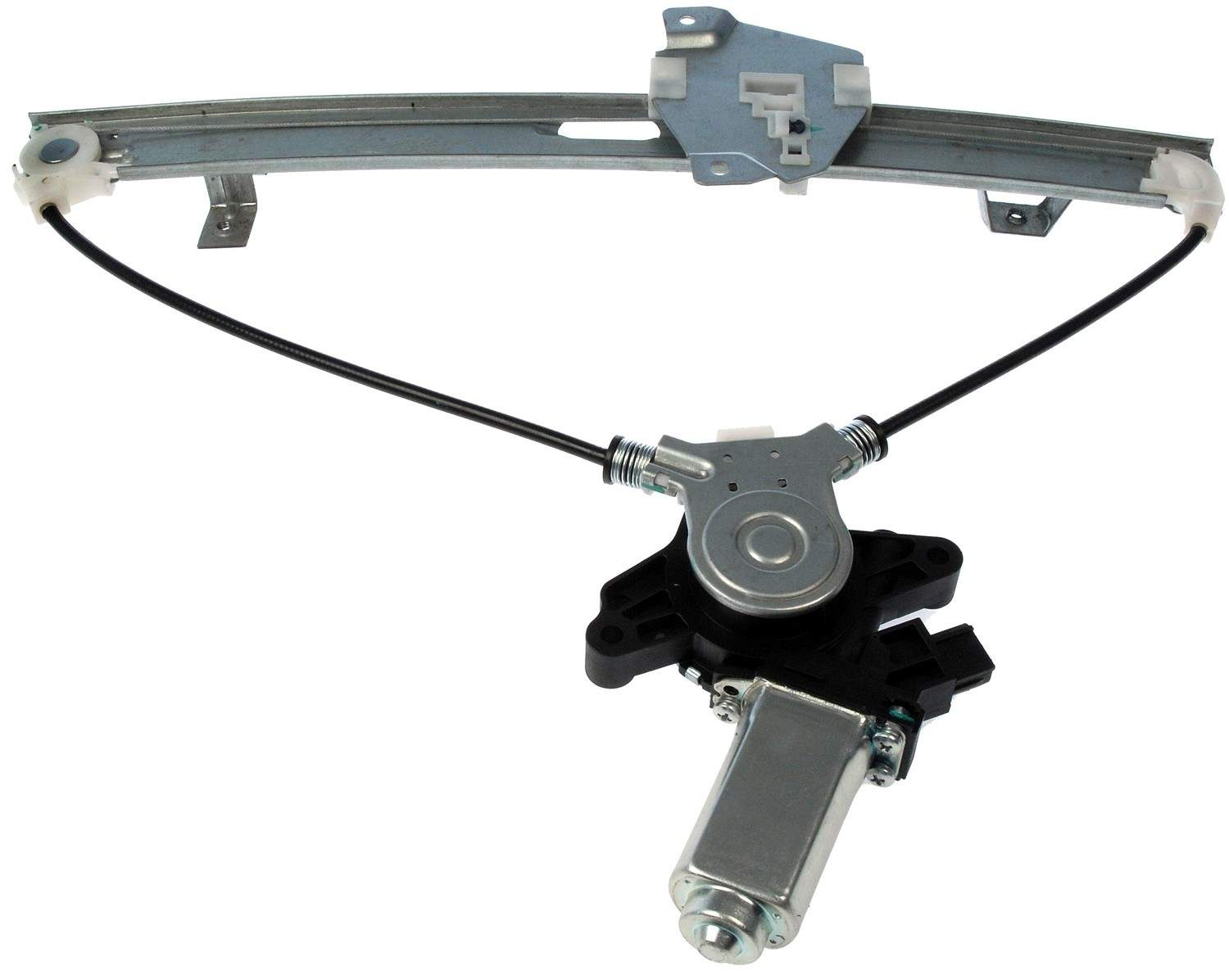Fits 04 08 mitsubishi endeavor driver rear power window for Window regulator motor assembly