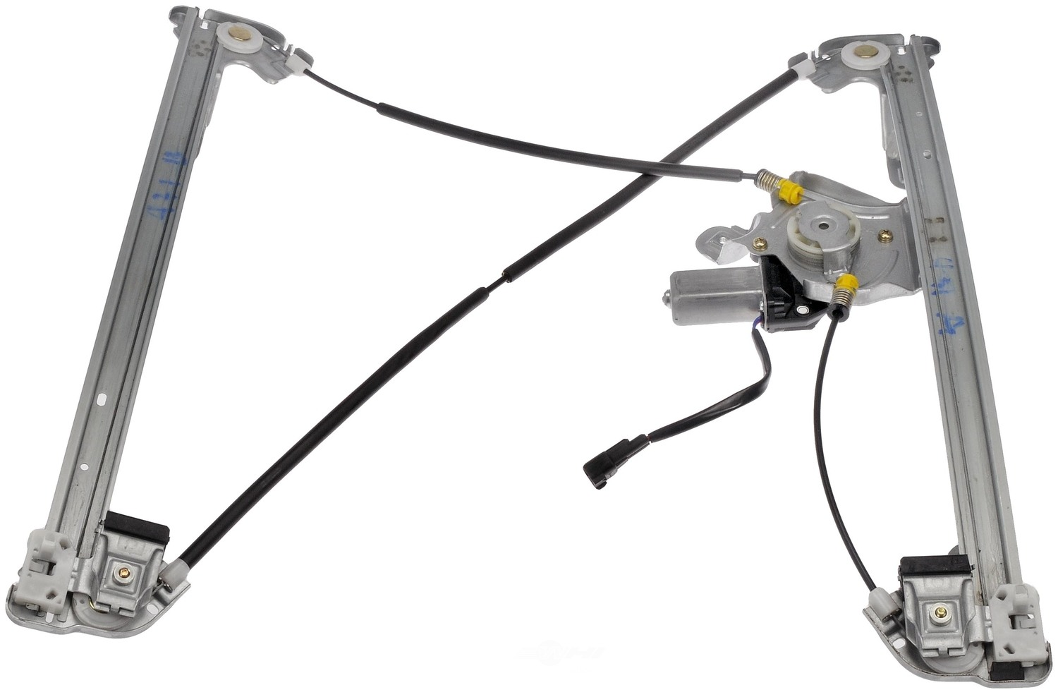 Power window motor and regulator assembly front right fits Window motor and regulator cost