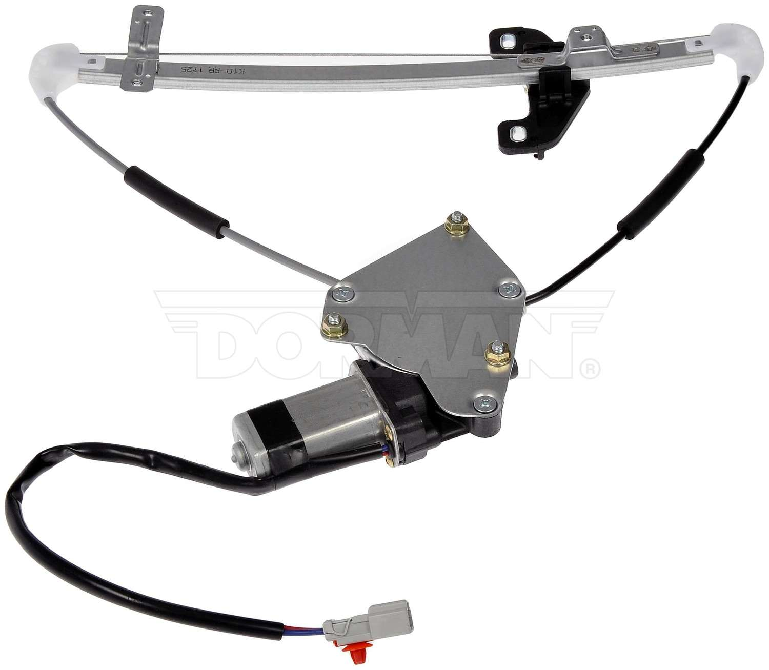 Power window motor and regulator assembly fits 2001 2005 for 1996 honda civic manual window regulator