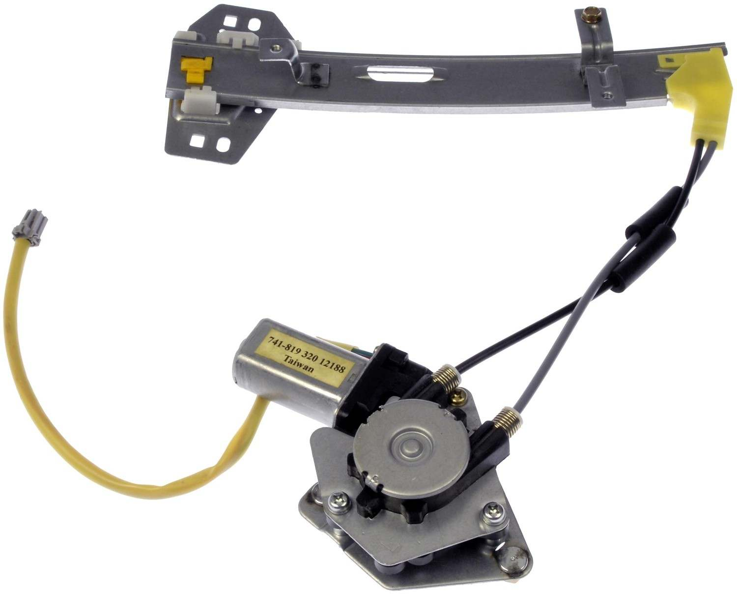Power window motor and regulator assembly rear left fits for 1992 honda accord window regulator