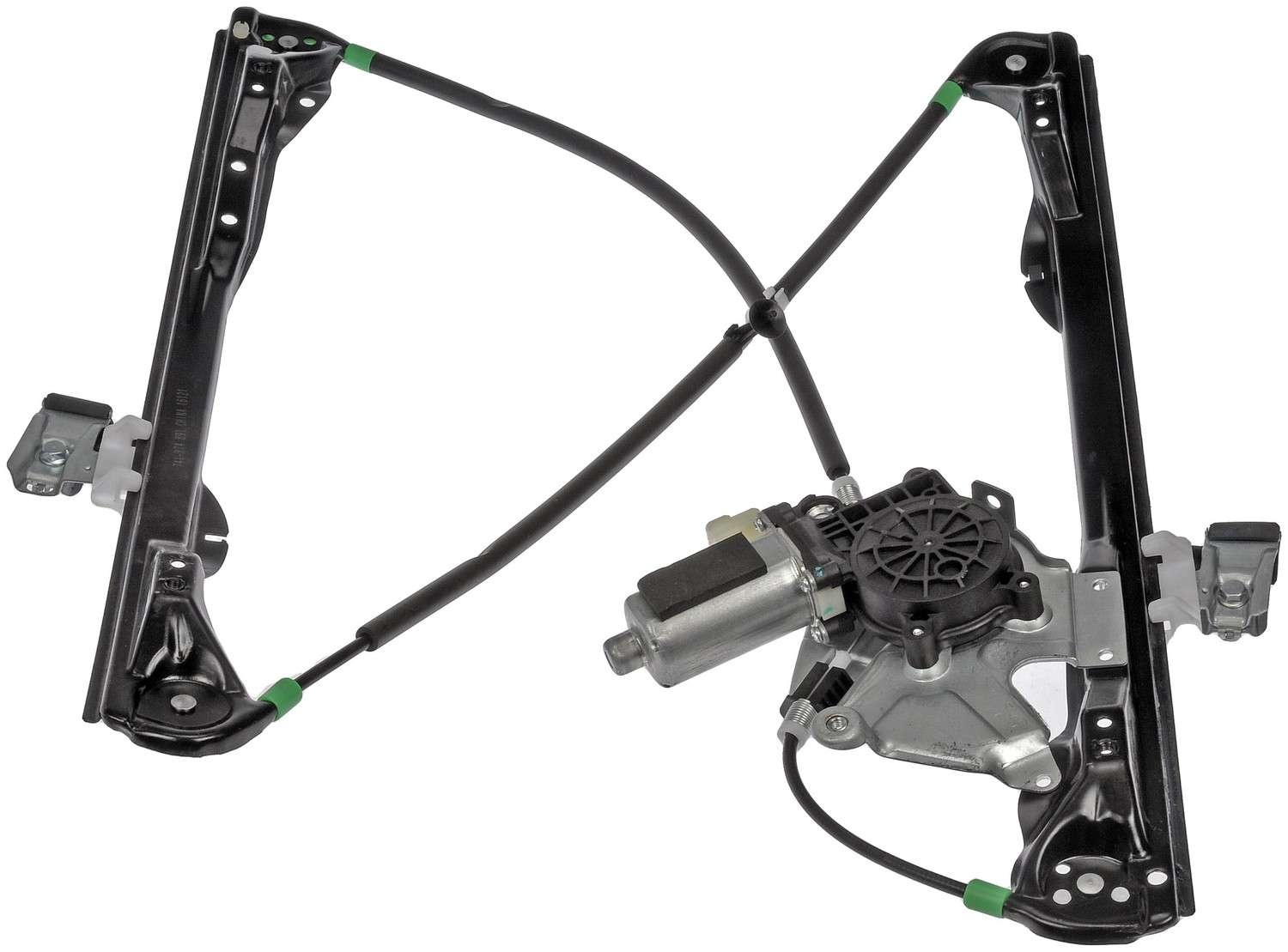 Power window motor and regulator assembly front left fits for 02 lincoln ls window regulator