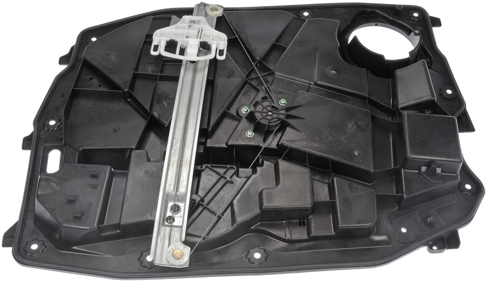Power window motor regulator assembly fits 2008 2011 for Power window motor replacement cost