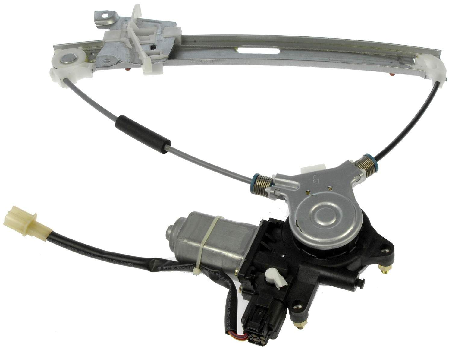 Power window motor and regulator assembly rear left fits for Window regulator and motor assembly