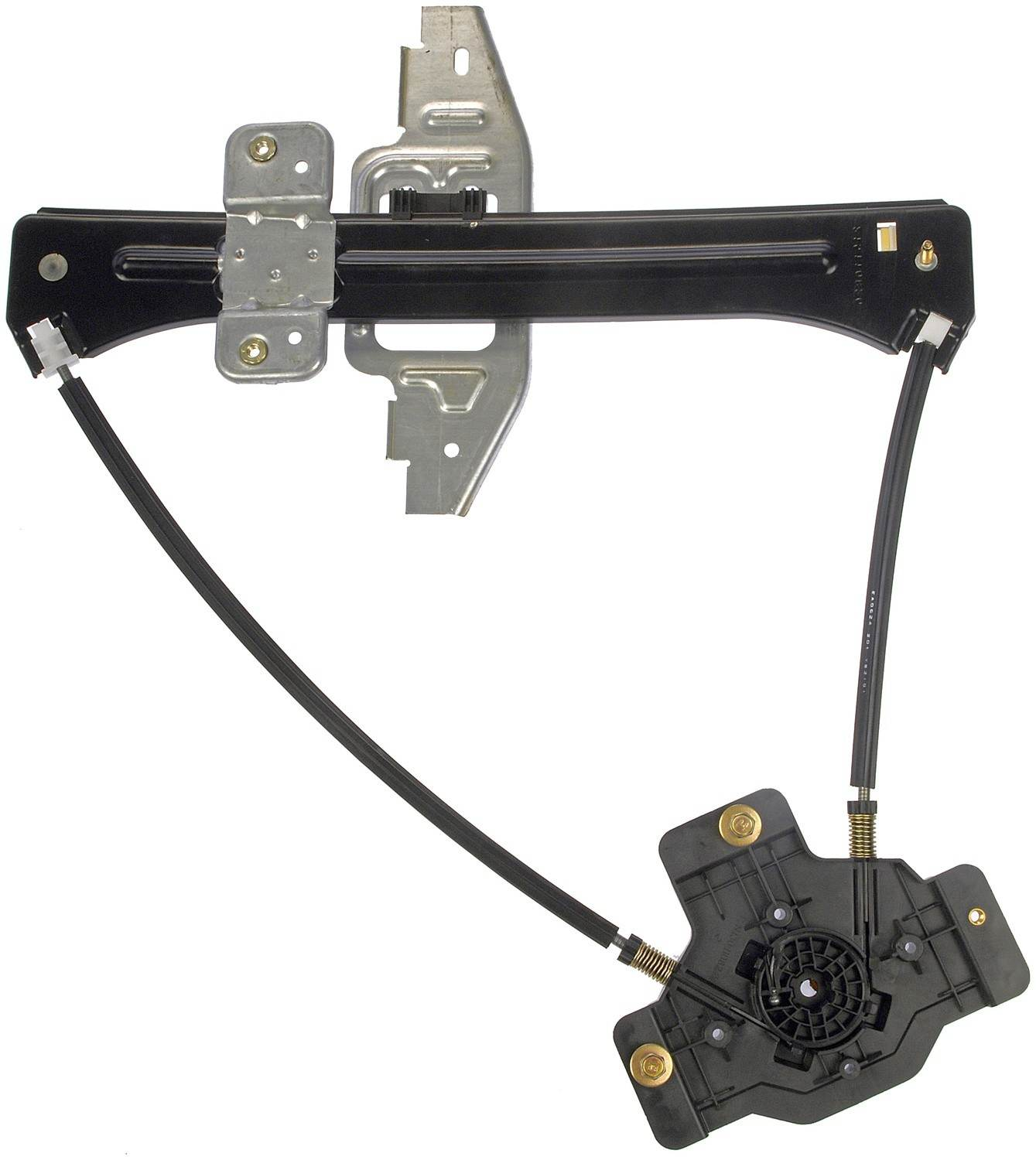 2005 Ford Explorer Sport Trac Interior: Window Regulator Fits 2001-2005 Ford Explorer Sport Trac