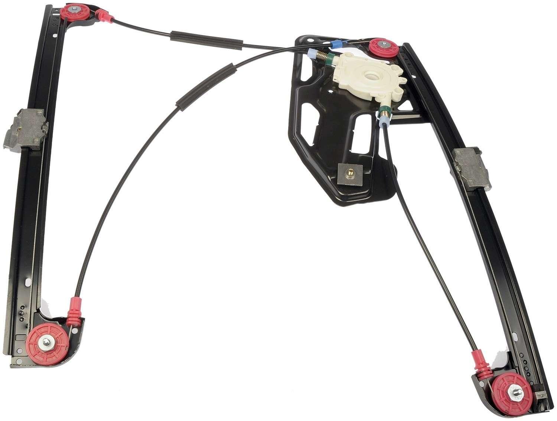 Foto de Regulador de Vidrio Automatico para BMW 740iL 2001 Marca DORMAN Número de Parte 749-749