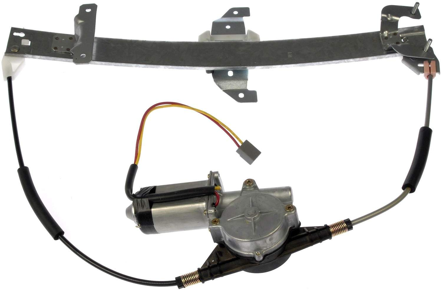 power window motor and regulator assembly rear left fits 1994 lincoln town car ebay. Black Bedroom Furniture Sets. Home Design Ideas