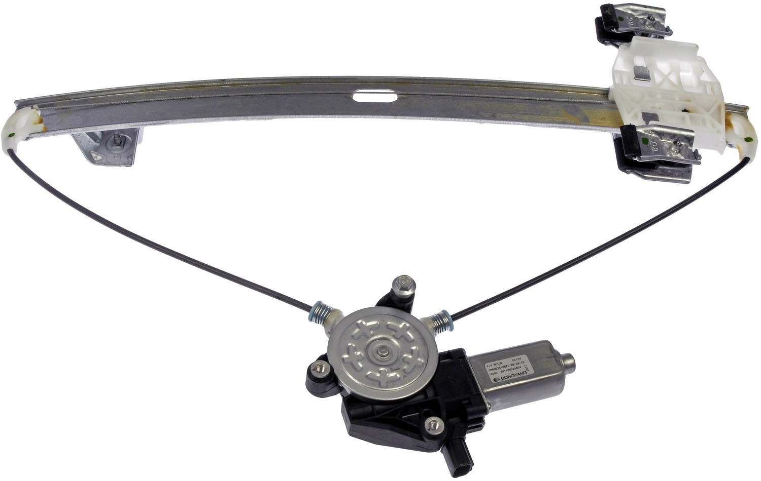 Power window motor and regulator assembly rear right fits for 04 f150 window regulator