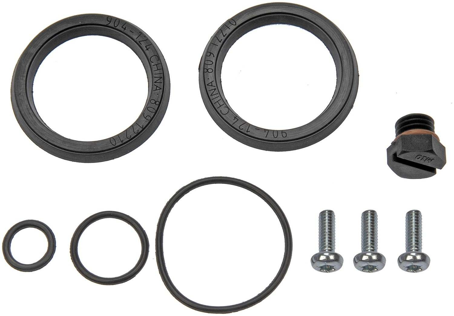 fuel filter primer housing seal kit gm 6 6l dorman 904