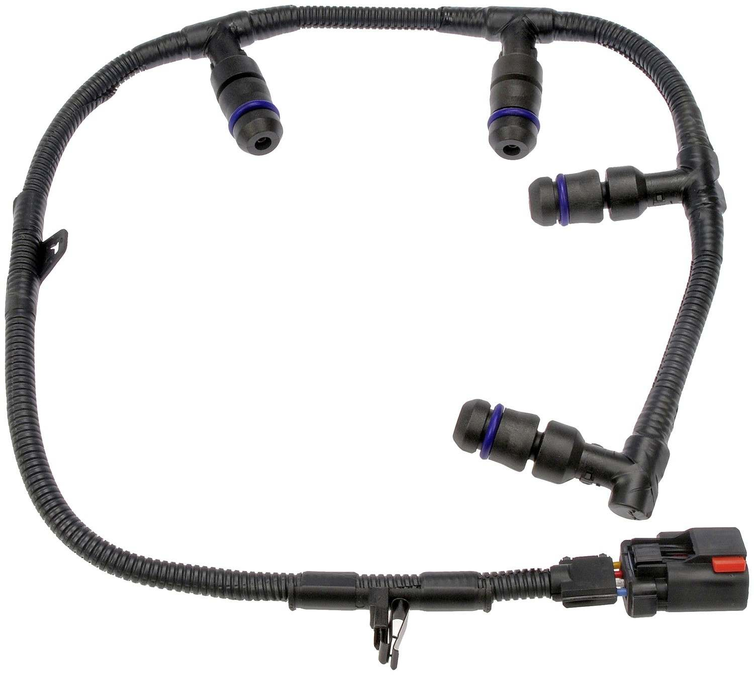Glow Plug Wiring Harness Opinions About Diagram 2005 Ford F250 4x4 Diesel Left Fits 05 07 F 250 Super Duty 6 0l V8 Ebay 19 Tdi 66 Duramax