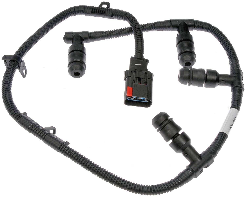 diesel glow plug wiring harness right fits 04 07 ford f 250 super diesel glow plug wiring harness right fits 04 07 ford f 250 super duty 6 0l v8