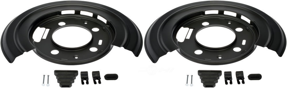 Foto de Plato de Soporte de Freno para Ford Excursion Ford F-250 Super Duty Ford F-350 Super Duty Ford F-450 Super Duty Marca DORMAN Número de Parte 924-212