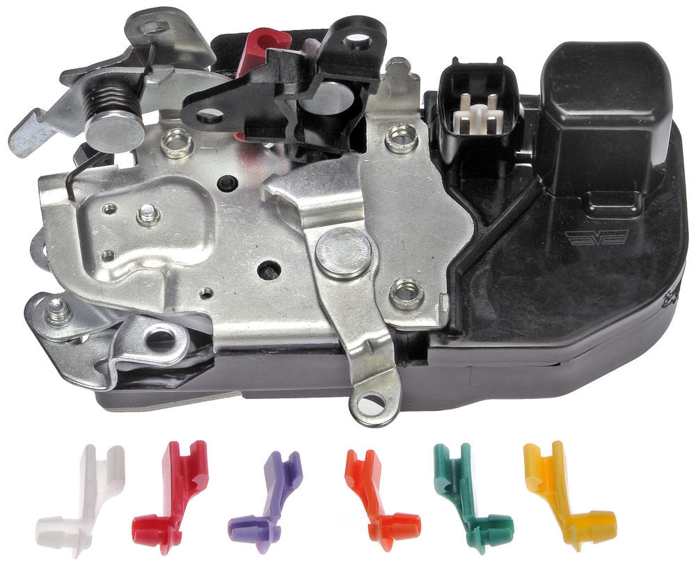 Door Lock Actuator Motor Fits 2003 2010 Dodge Ram 2500 Ram
