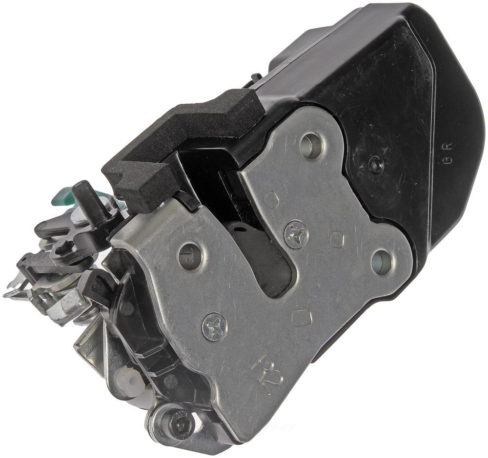 Door lock actuator motor rear right dorman 931 645 fits 03 for Door actuator