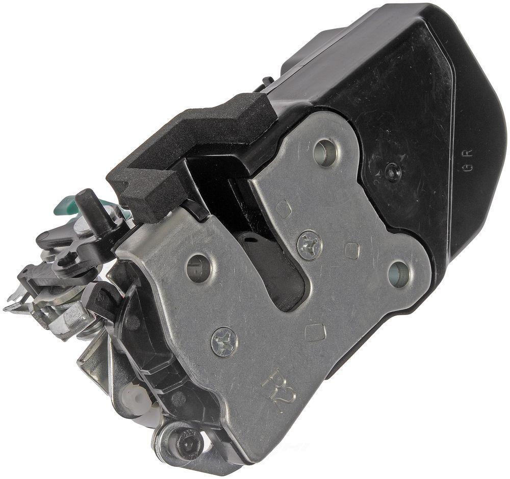 Door lock actuator motor rear right dorman 931 645 fits 03 for Door lock actuator