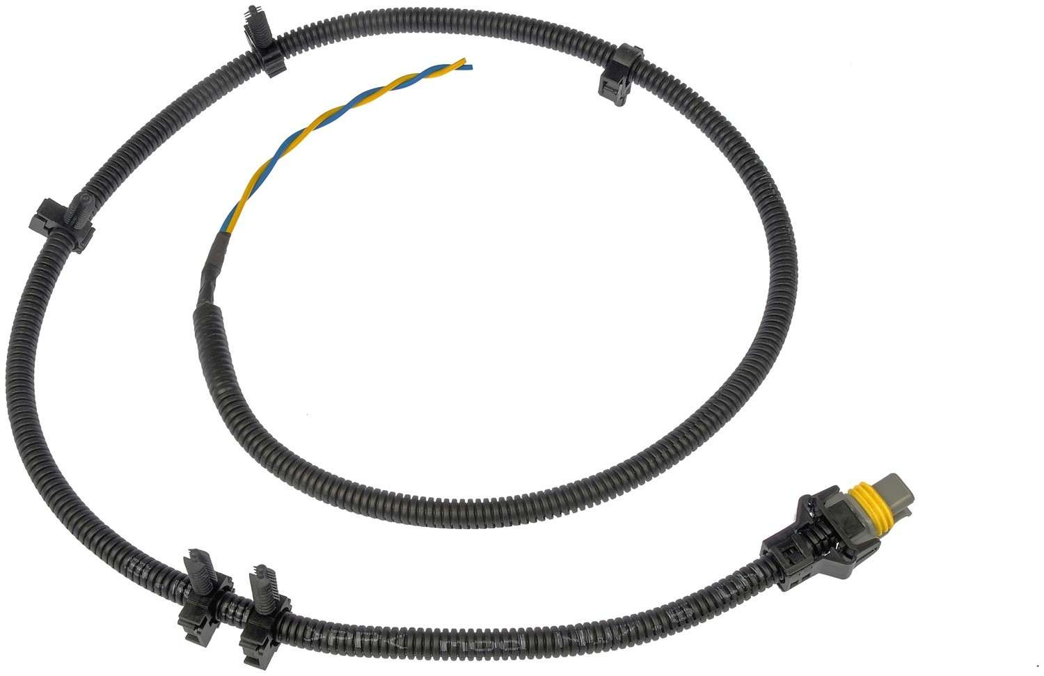 abs wheel speed sensor wire harness front left right dorman 970 abs wheel speed sensor wire harness front left right dorman 970 040