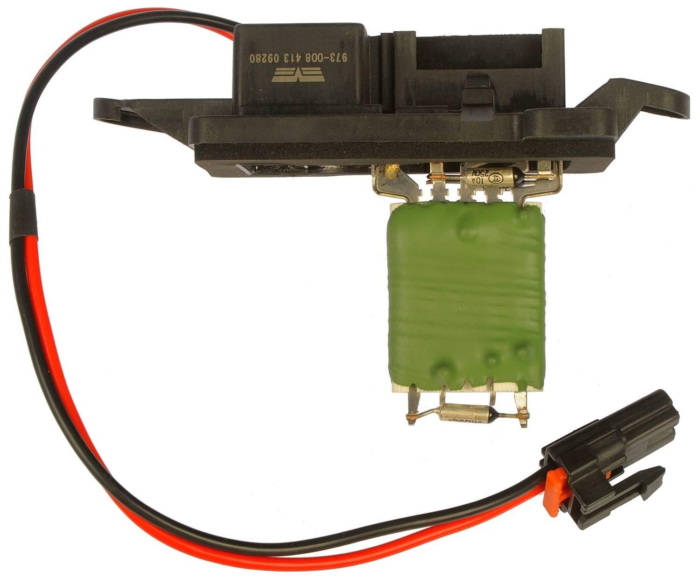 Hvac blower motor resistor bennett auto supply for Hvac blower motor resistor