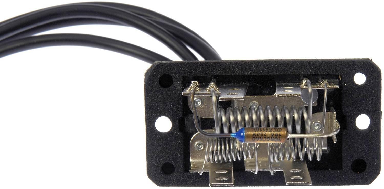 HVAC Blower Motor Resistor Kit Dorman 973-425 fits 02-07 Jeep Liberty 3.7L-V6