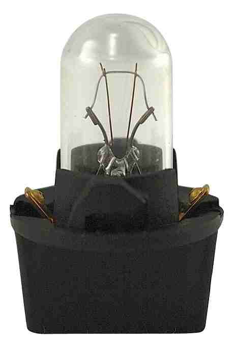 instrument panel light bulb standard lamp blister pack. Black Bedroom Furniture Sets. Home Design Ideas