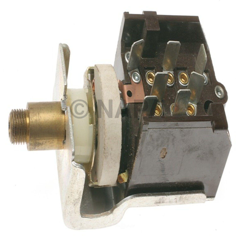 86 cj7 headlight wiring headlight switch napa hl6640 fits 79-86 jeep cj7 #4