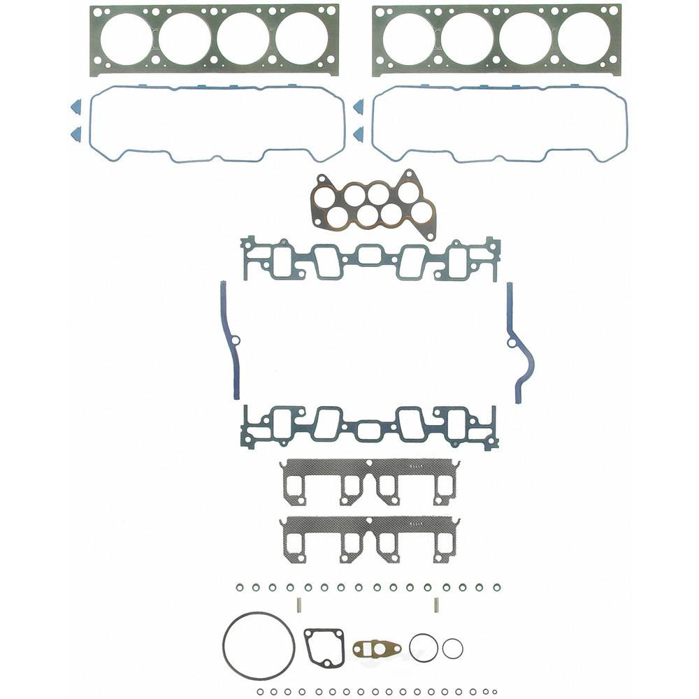 engine cylinder head gasket set fel