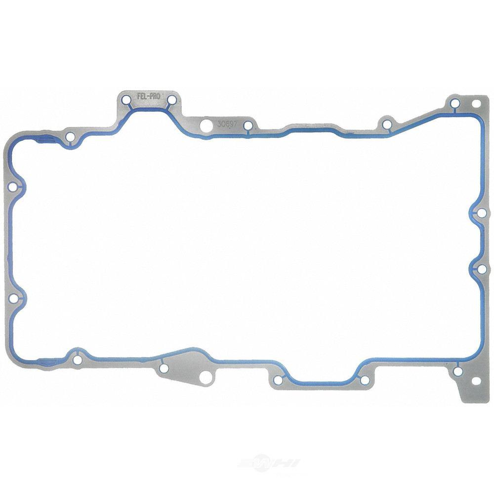 Ford Gasket: Engine Oil Pan Gasket Set Lower Fel-Pro OS 30697 R