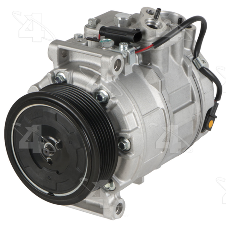 New Compressor Fits 2007-2007 Dodge Sprinter 2500,Sprinter