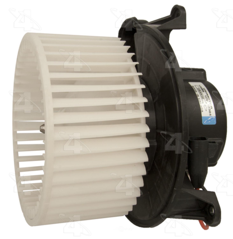 hvac blower motor fits 2003 2007 hummer h2 four seasons ebay. Black Bedroom Furniture Sets. Home Design Ideas