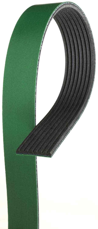 Serpentine Belt Fleetrunner Heavy Duty Micro V Belt Gates