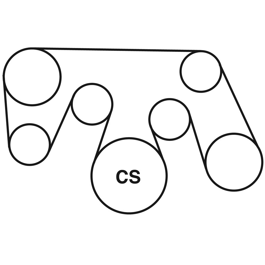 1998 lexus ls400 serpentine belt diagram
