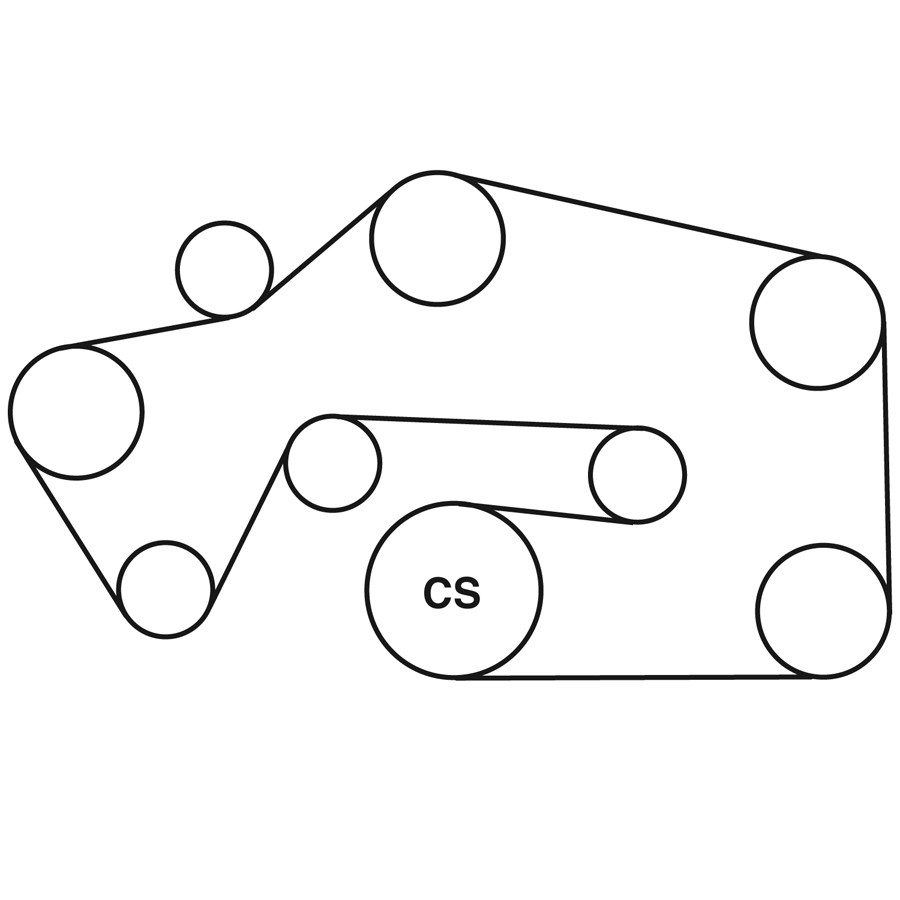 chevy impala 3 9 engine diagram