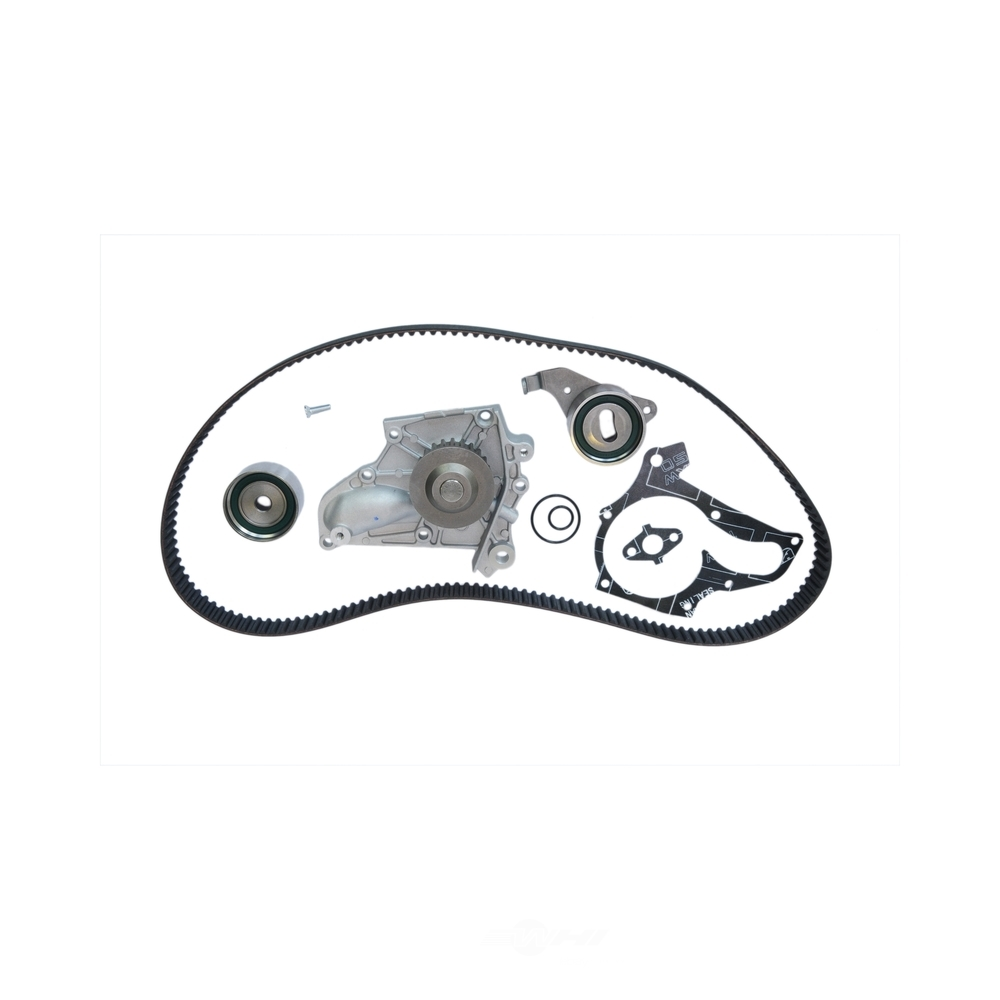engine timing belt component kit fits 92