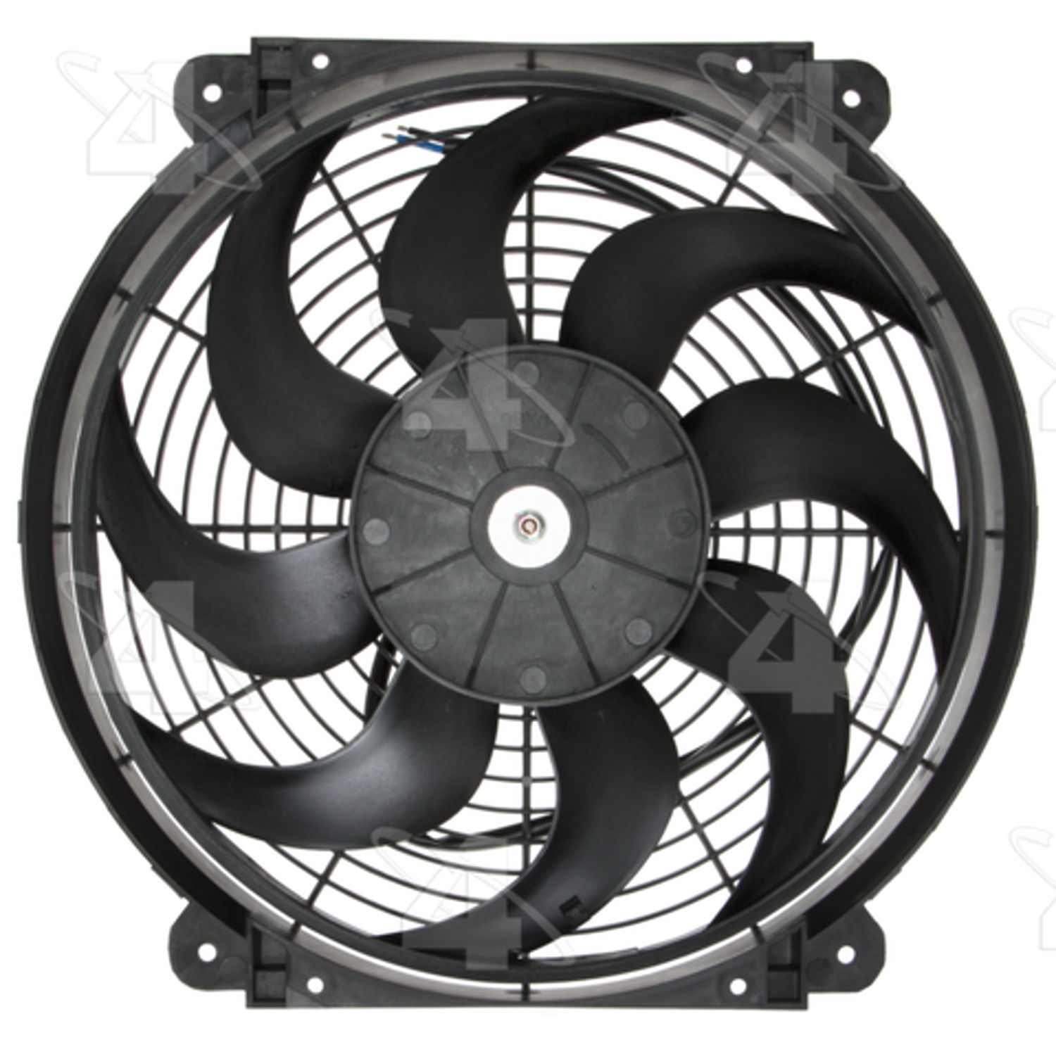 Engine Cooling Fan Electric Fan Kit HAYDEN 3690 #696A61