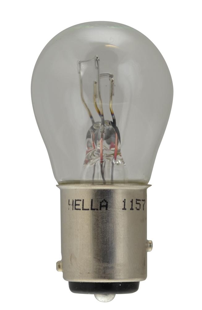 Foto de Bombilla de luz de freno Hella para Pontiac Sunburst 1987 Marca HELLA Número de Parte 1157LL