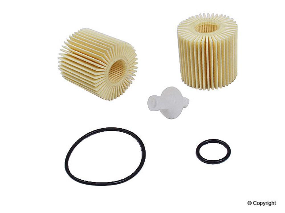 genuine engine oil filter fits 2005 2015 toyota avalon. Black Bedroom Furniture Sets. Home Design Ideas