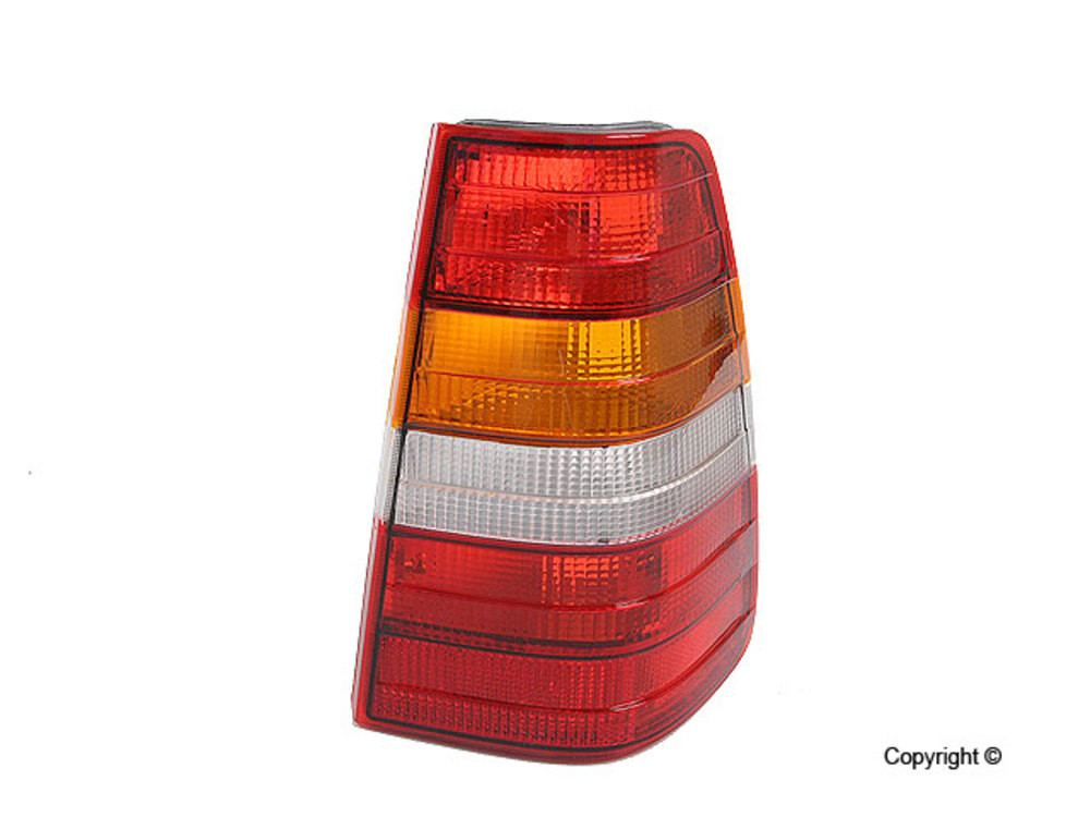 1988 1995 mercedes benz 300te tail light for sale through for Mercedes benz tail light lens