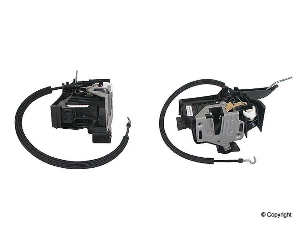 Genuine door lock vacuum actuator fits 1998 2002 mercedes for 1998 mercedes benz ml320 parts