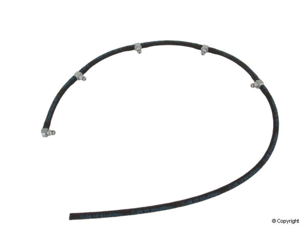 genuine diesel fuel injector line 137 33060 001 fuel hose