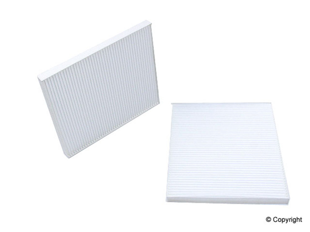 opparts cabin air filter fits 2005 2009 kia rio rio5