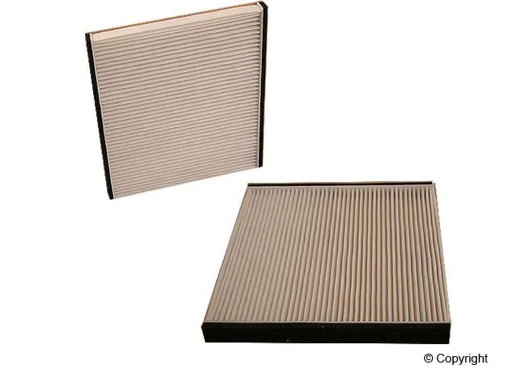 opparts cabin air filter fits 1999 2010 toyota avalon