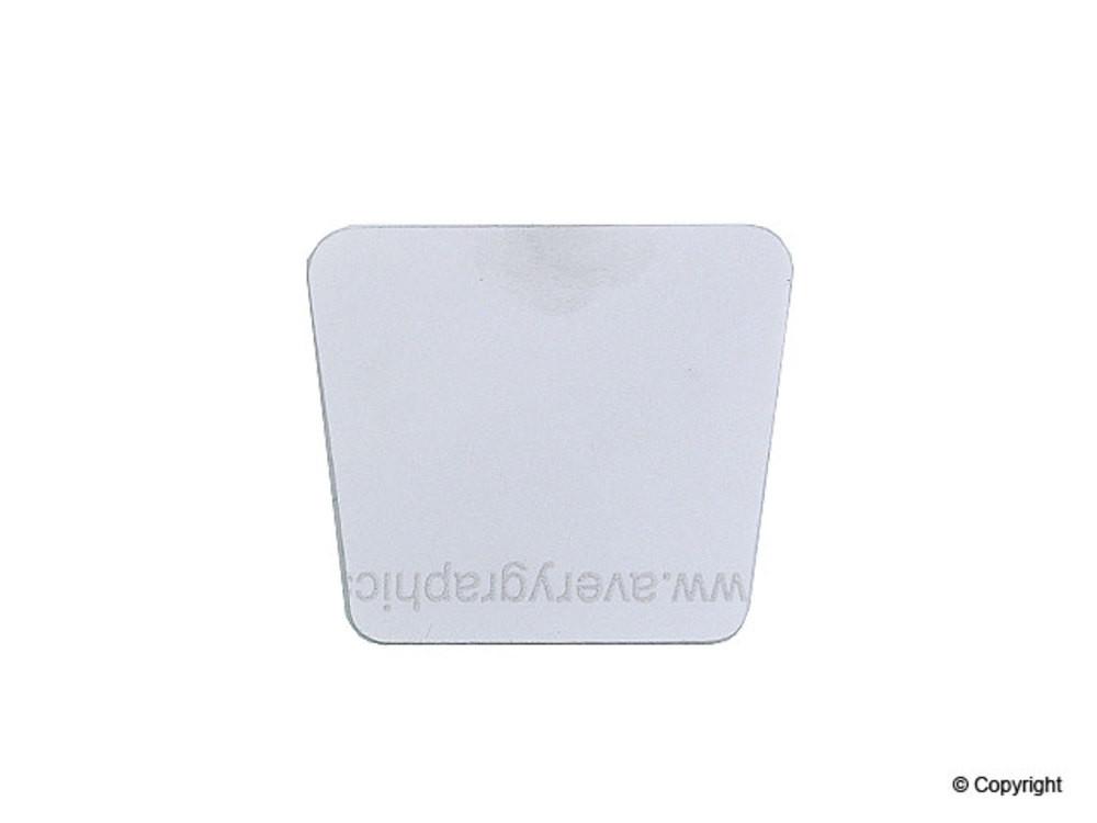 interior rear view mirror adhesive pad oe supplier fits 65 77 porsche 911. Black Bedroom Furniture Sets. Home Design Ideas