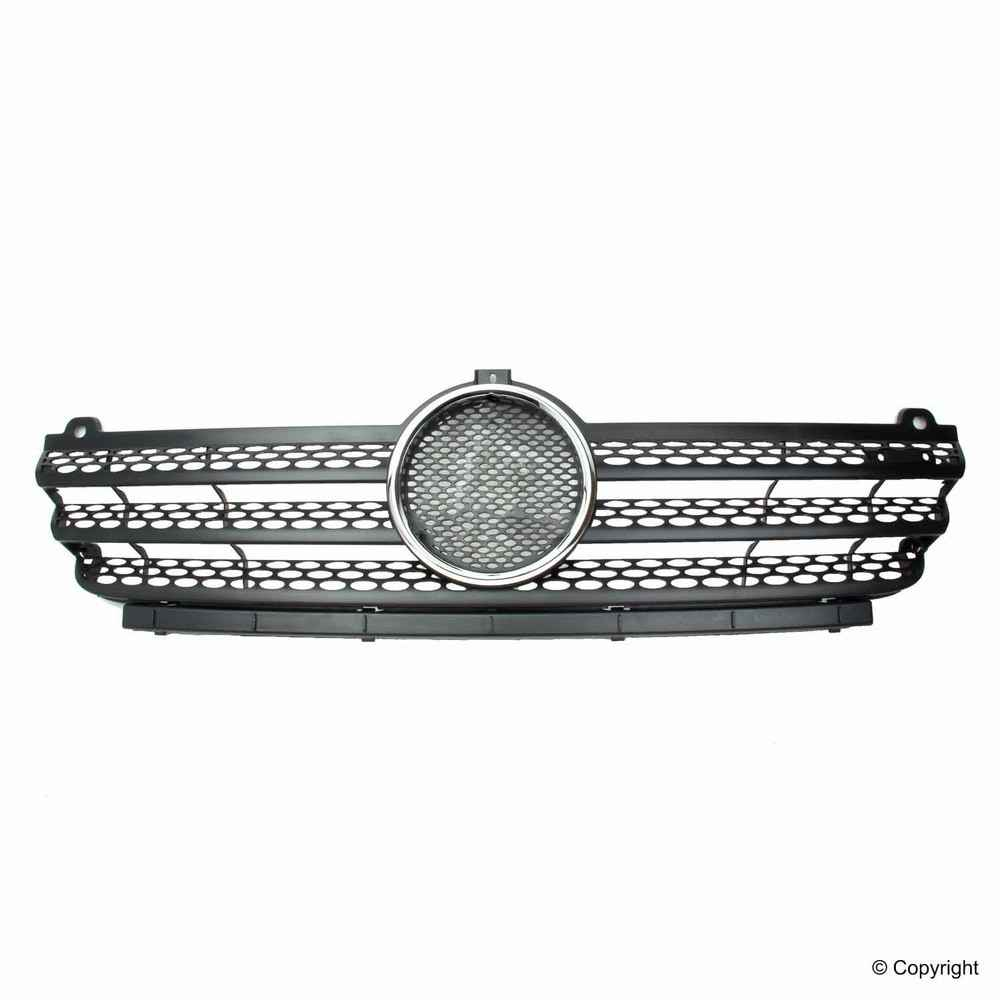 Genuine Grille Screen Fits 2002-2006 Freightliner Sprinter